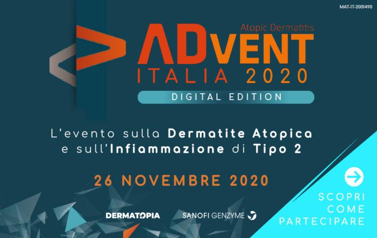ADvent Italia 2020 Digital Edition