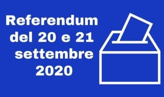 Referendum per la riduzione del numero dei parlamentari