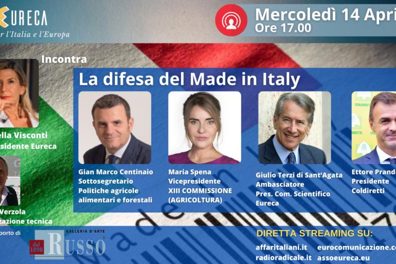 La difesa del made in Italy