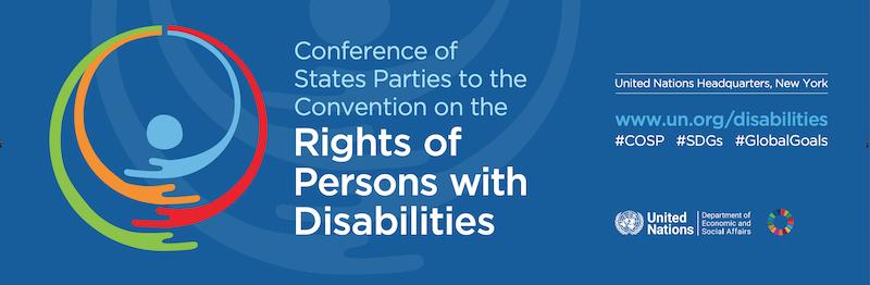 13a sessione della Conferenza degli Stati parti della Convenzione sui diritti delle persone con disabilità.