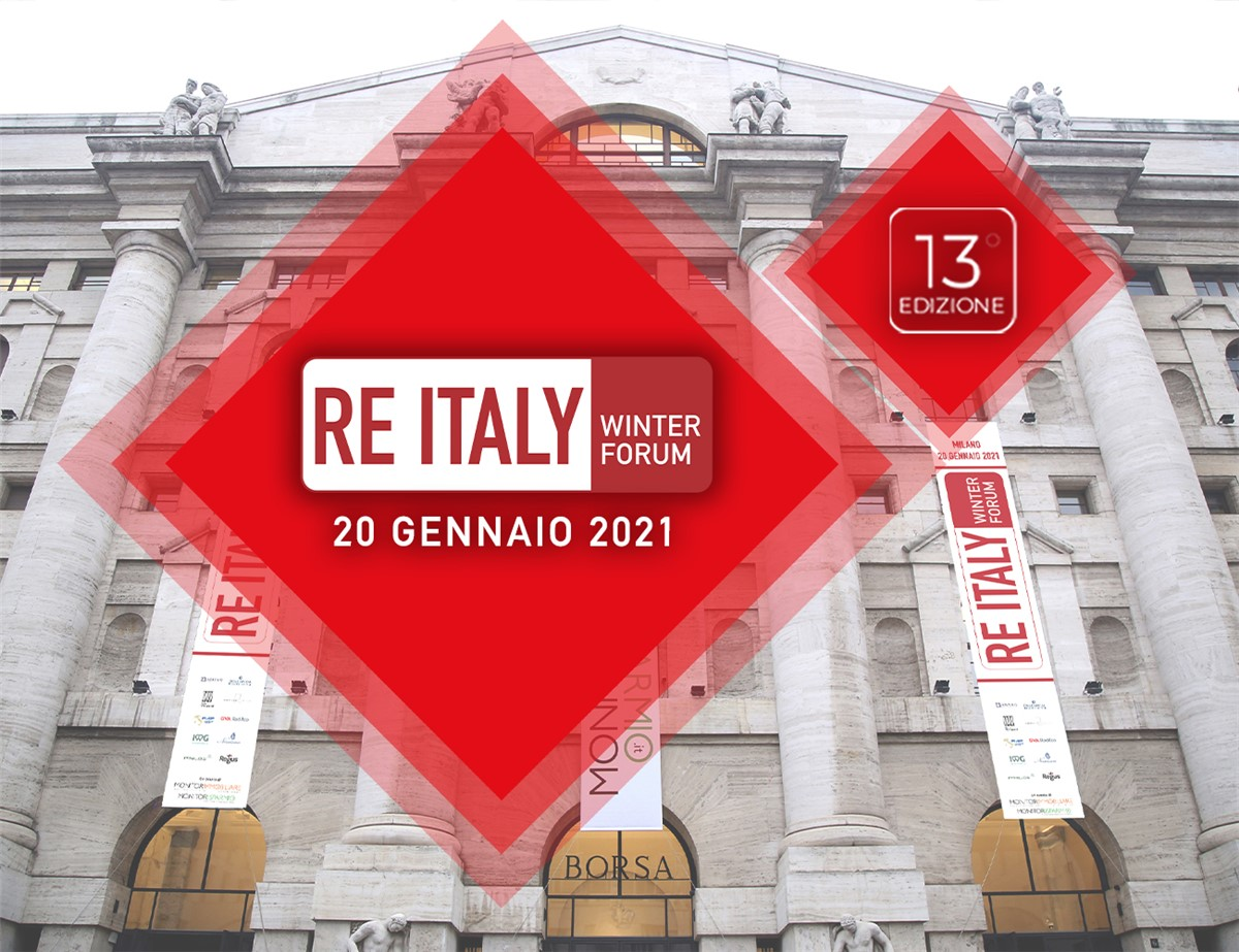 Re Italy Winter Forum 2021