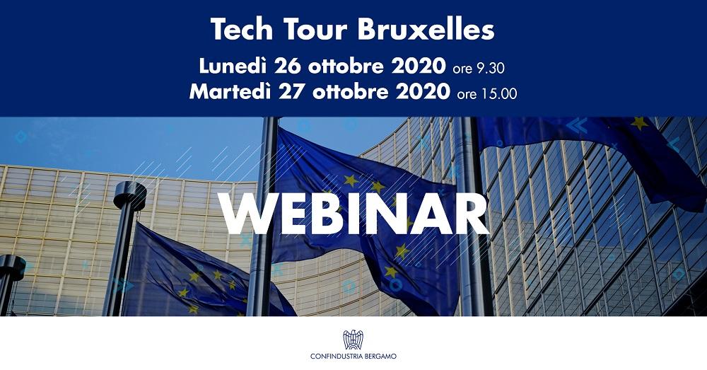 Tech Tour Bruxelles