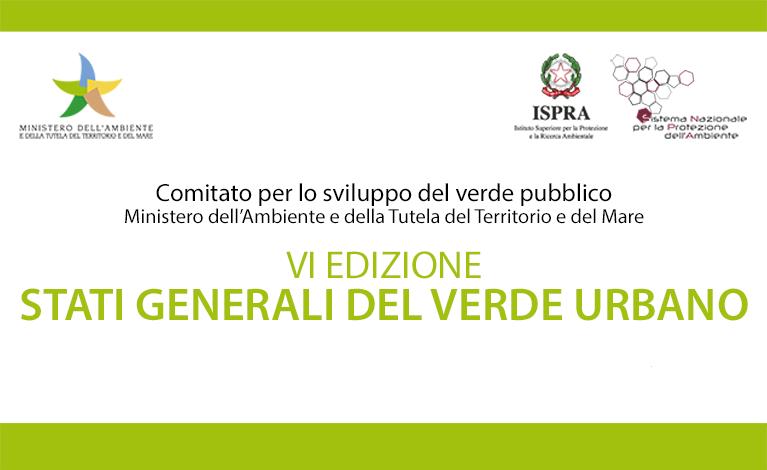 Stati Generali del Verde Urbano