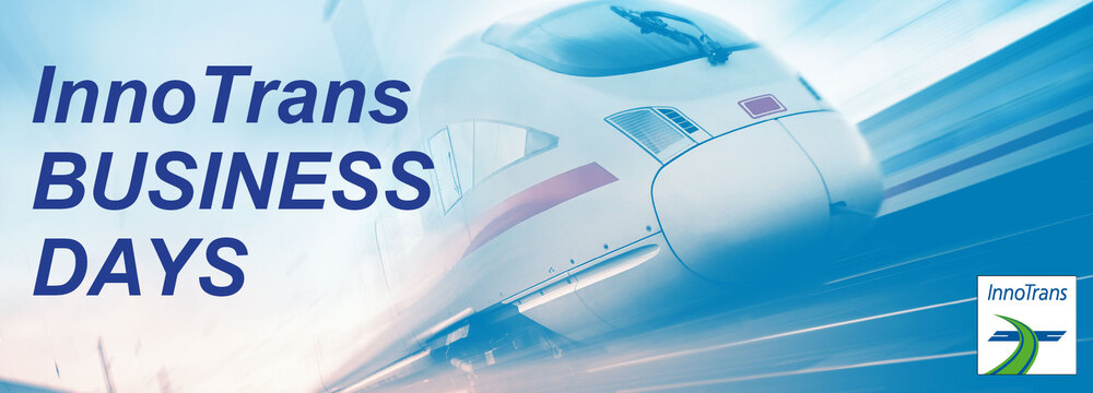 InnoTrans BUSINESS DAYS – Networking & Partnerships