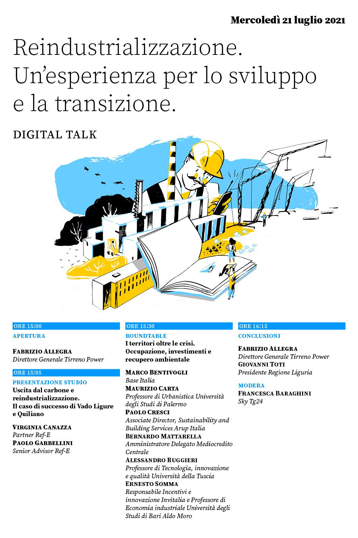 Reindustrializzazione. Un'esperienza per lo sviluppo e la transizione