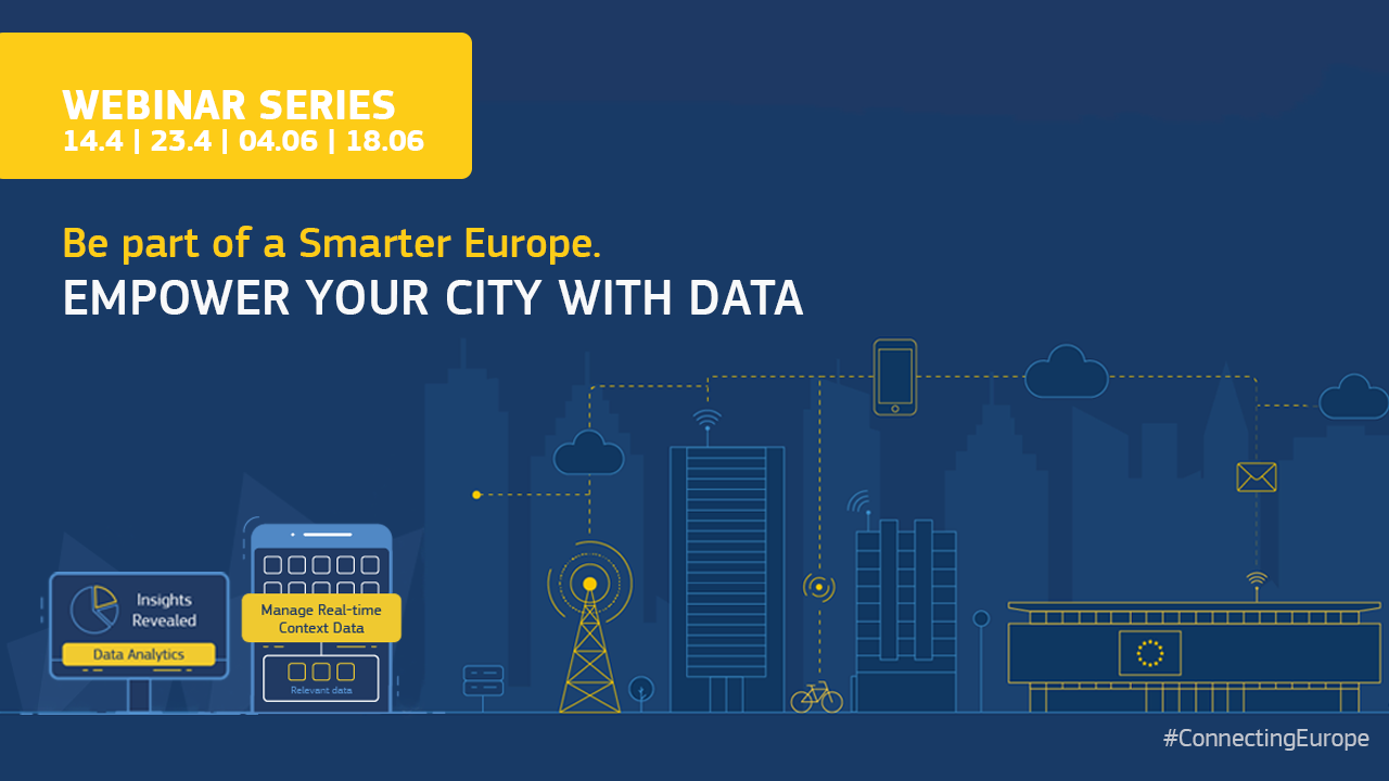 Empower your city with data