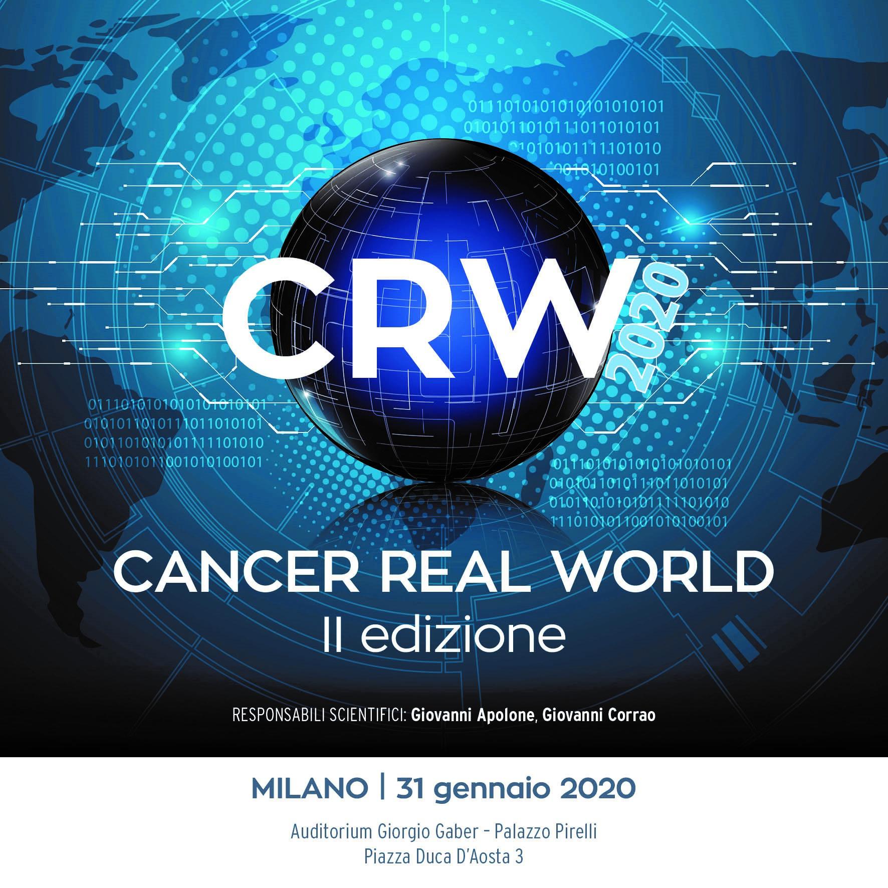 Cancer Real World - II Edizione