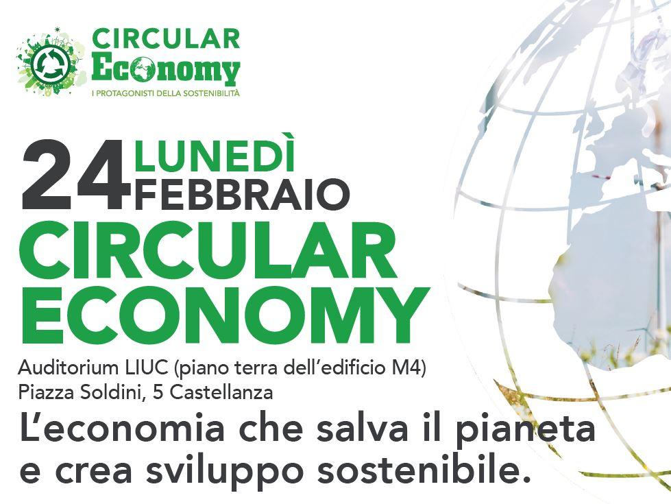 Circular economy. L'economia che salva il Pianeta e crea sviluppo sostenibile