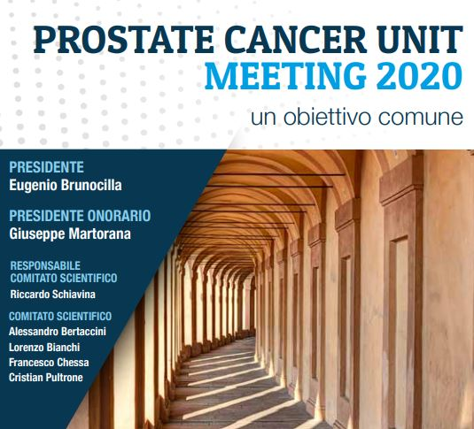 Prostate Cancer Unit - Meeting 2020