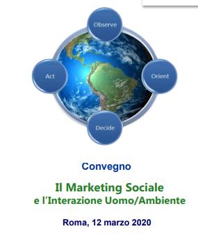 Il Marketing Sociale e l'Interazione Uomo/Ambiente