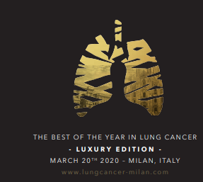 THE BEST OF THE YEAR IN LUNG CANCER