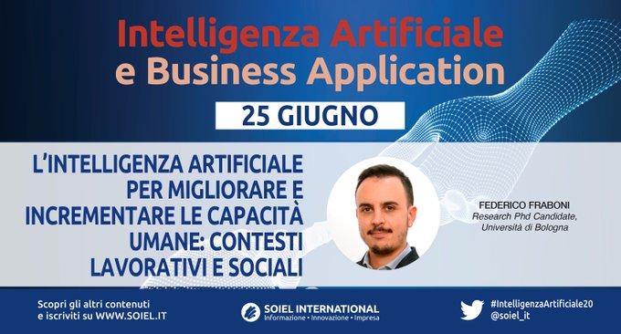 Intelligenza Artificiale e Business Application: le forme dell'intelligenza artificiale applicata al business