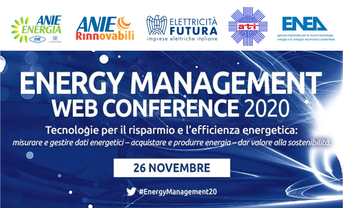Energy Management Web Conference 2020