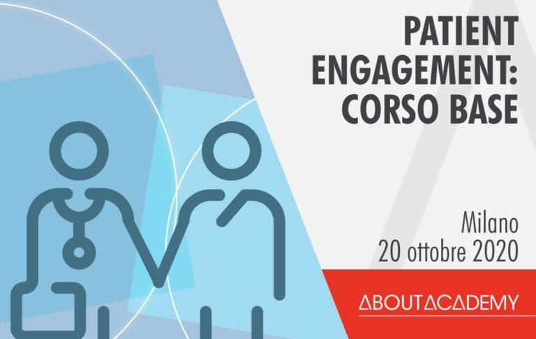 Parient engagement: corso base. Il ruolo del paziente nella catena del valore di farmaci e dispositivi: gli impatti sull'industria e sul Sistema Sanitario