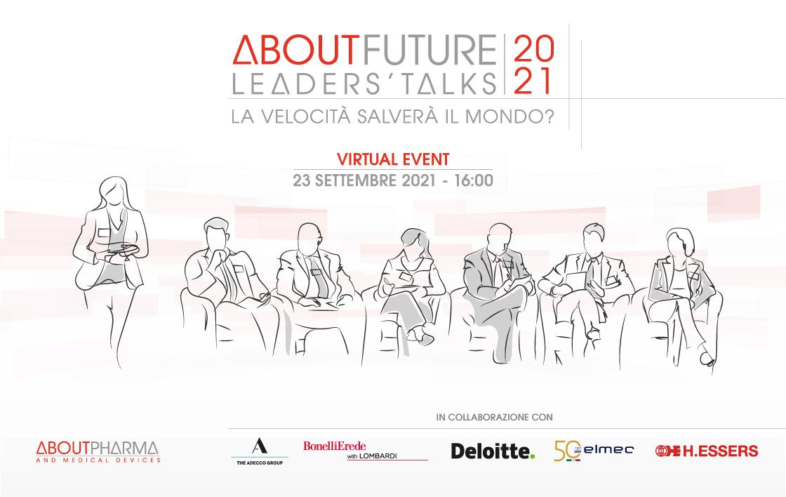 AboutFuture Leaders' Talks 2021 - La velocità salverà il mondo?