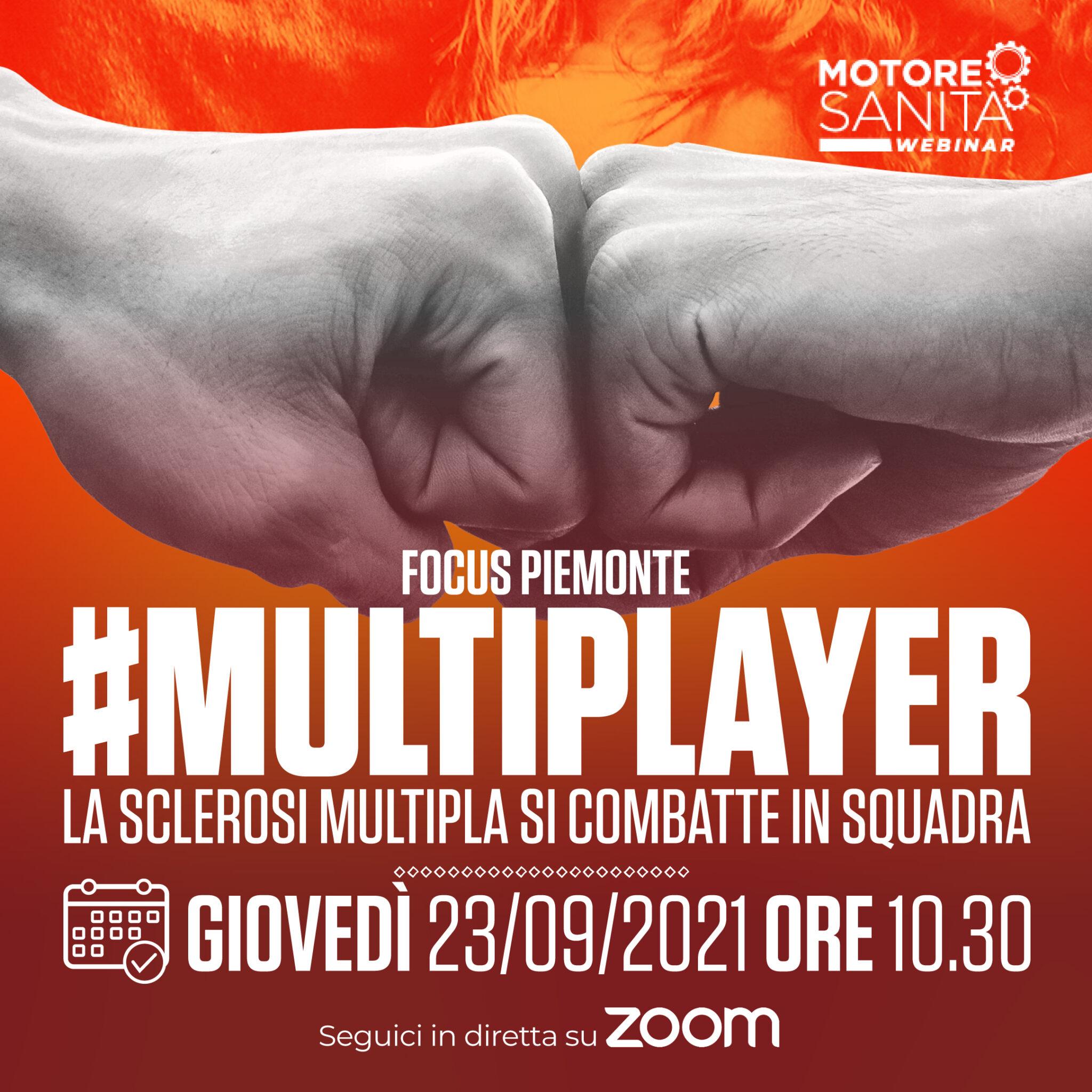 Multiplayer - La sclerosi multipla si combatte in strada