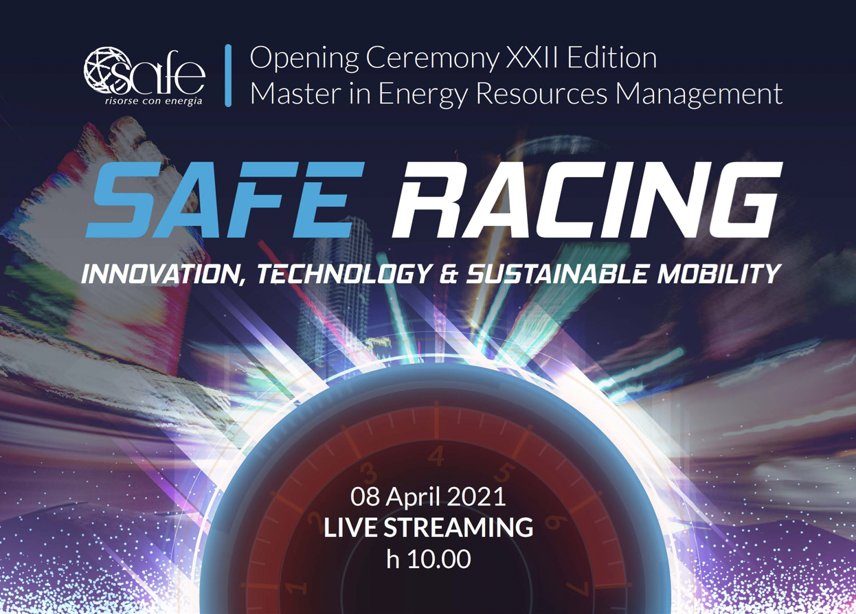 SAFE Racing – Innovation, Technology & Sustainable Mobility