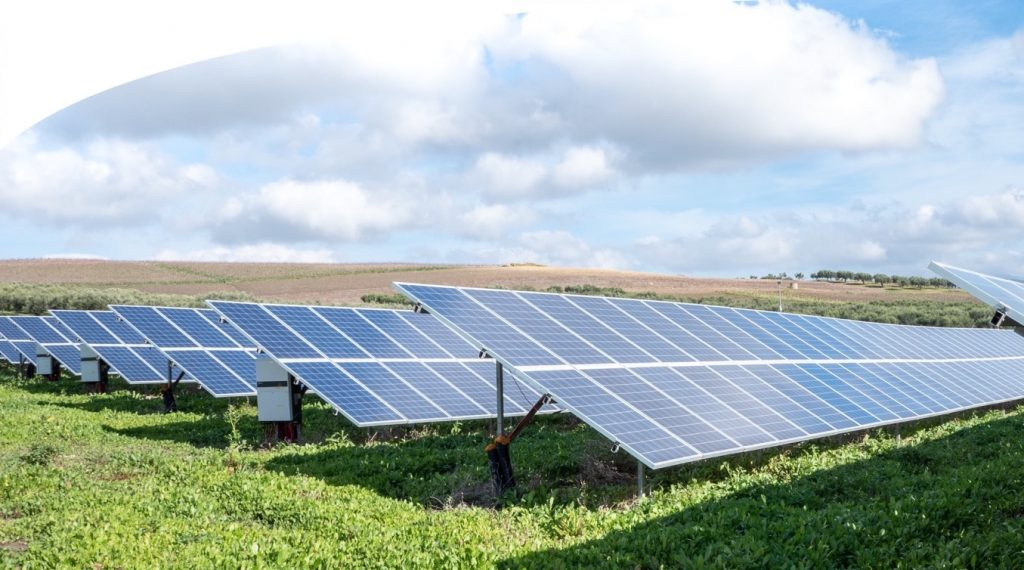 The development of utility scale solar PV in Italy