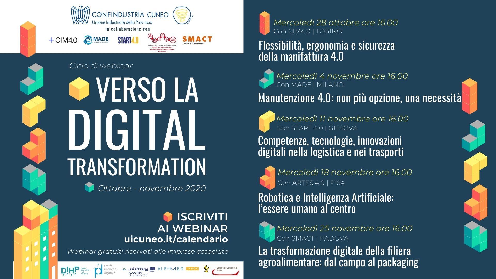 Verso la digital transformation