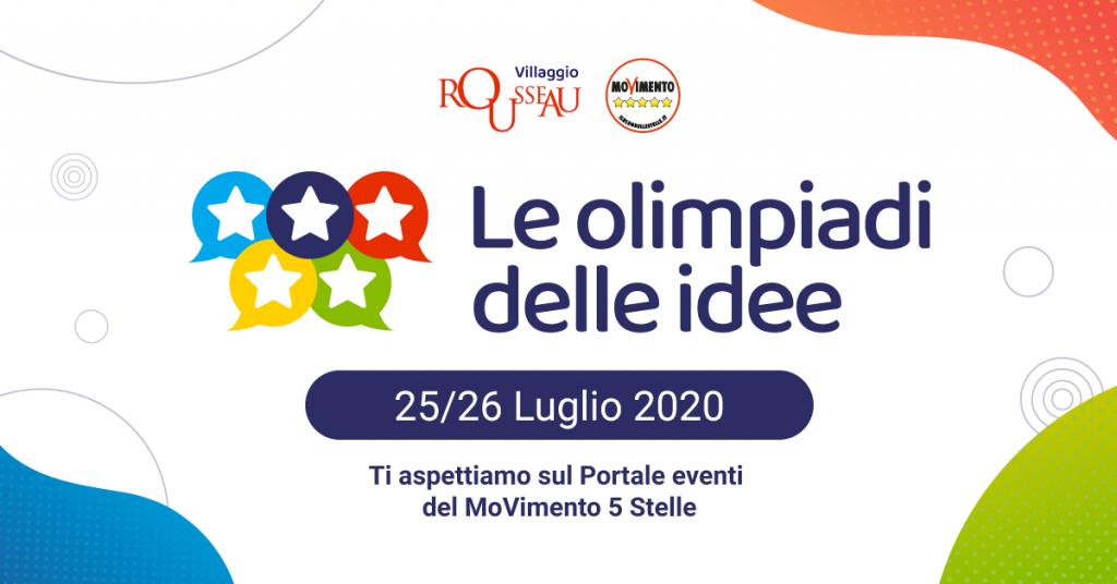 Villaggio Rousseau - Le Olimpiadi delle Idee
