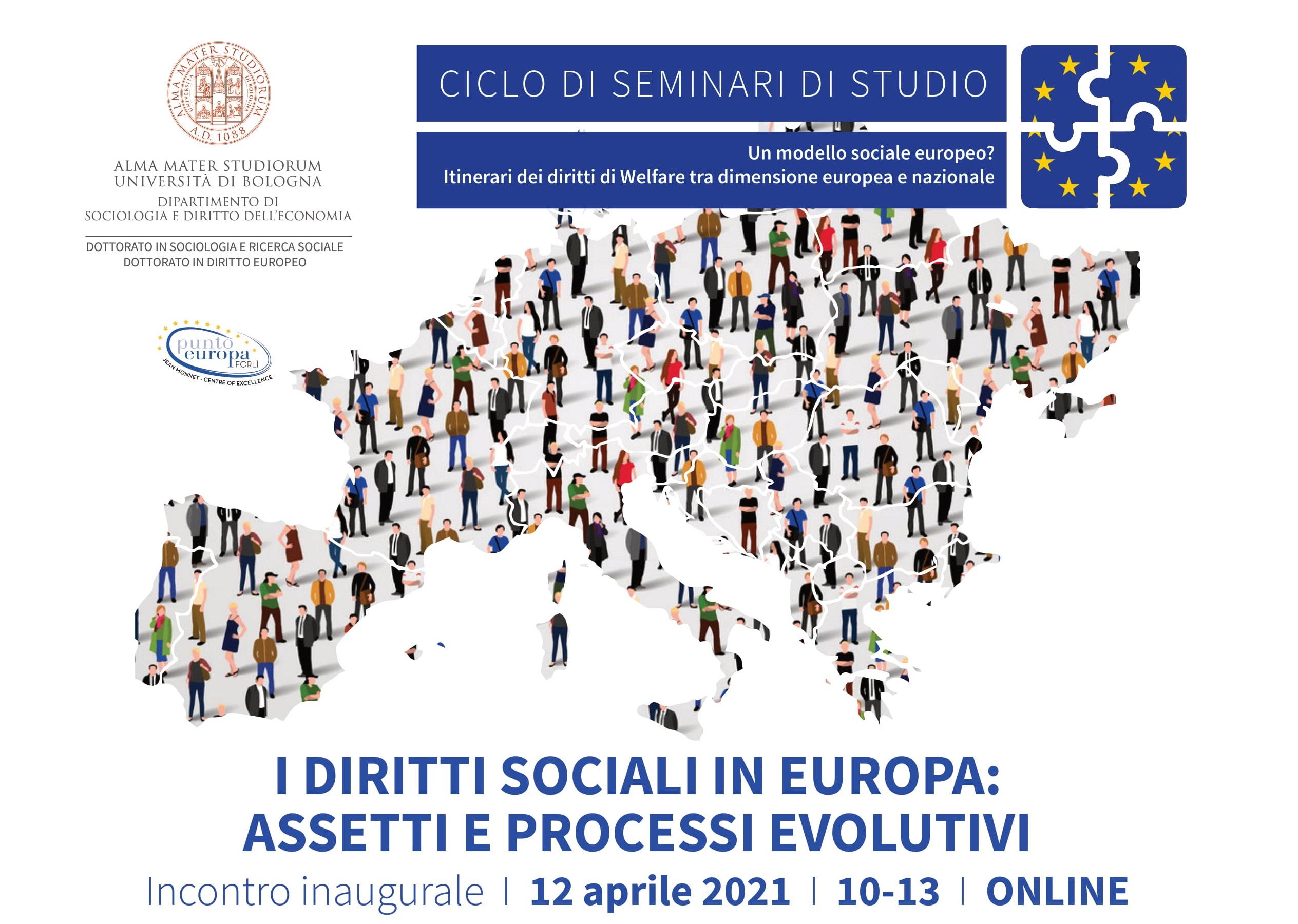 Un modello sociale europeo? Itinerari dei diritti di welfare tra dimensione europea e nazionale