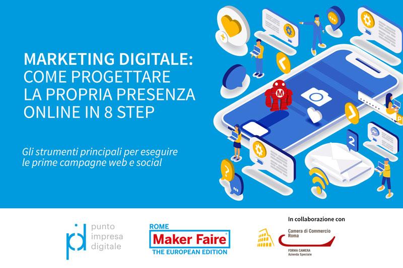 Gli strumenti principali per eseguire le prime campagne su web e social - evento del 17 settembre