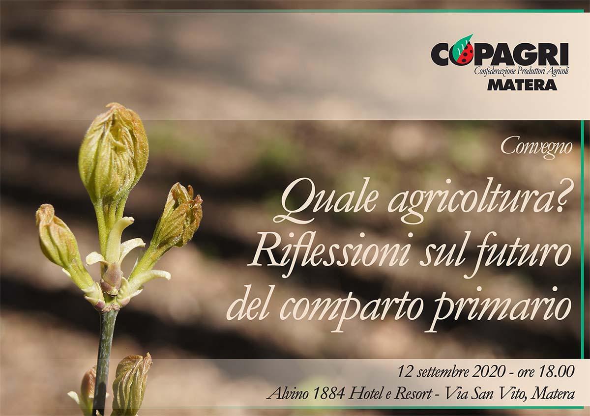 Quale agricoltura? Riflessioni sul futuro del comparto primario
