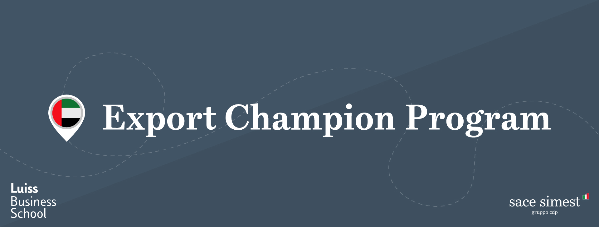 Export Champion Program 2020 | Obiettivo Emirati Arabi Uniti