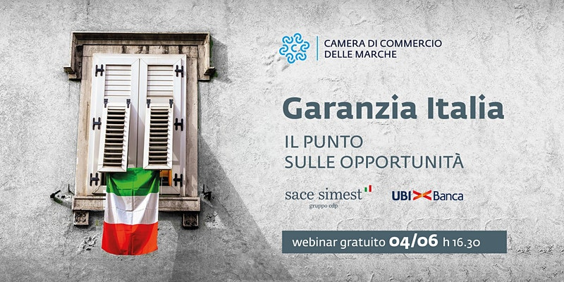 Garanzia Italia: il punto sulle opportunità