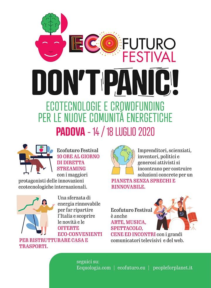 Don't panic! Nuove comunità energetiche e crowdfunding