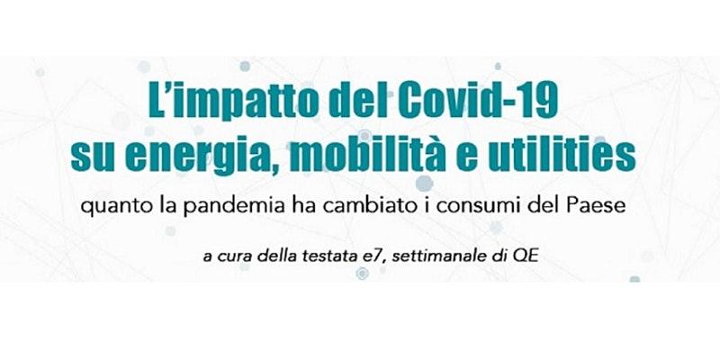 L'impatto del Covid-19 su energia, mobilità e utilities