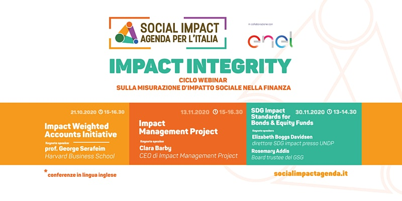 Impact Integrity - Impact Weighted Accounts Initiative
