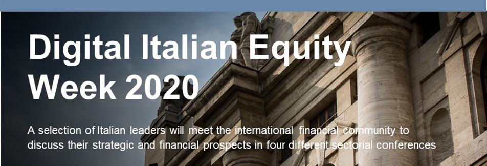 Digital Italian Equity Week