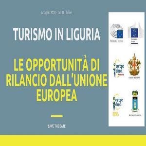 Turismo in Liguria - Le opportunità di rilancio dall'UE