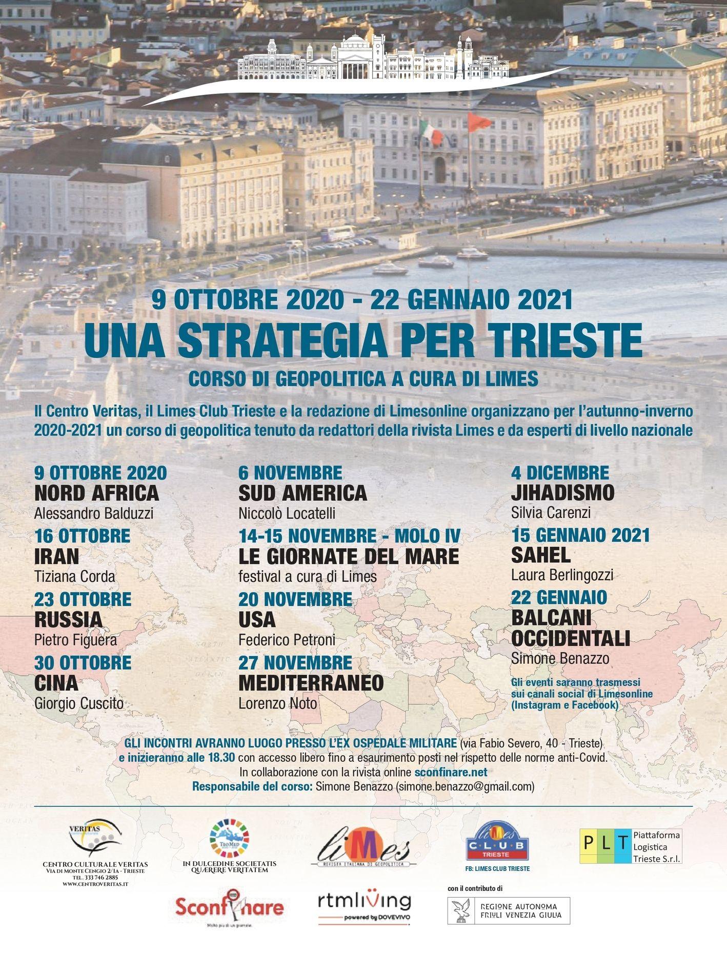Una strategia per Trieste