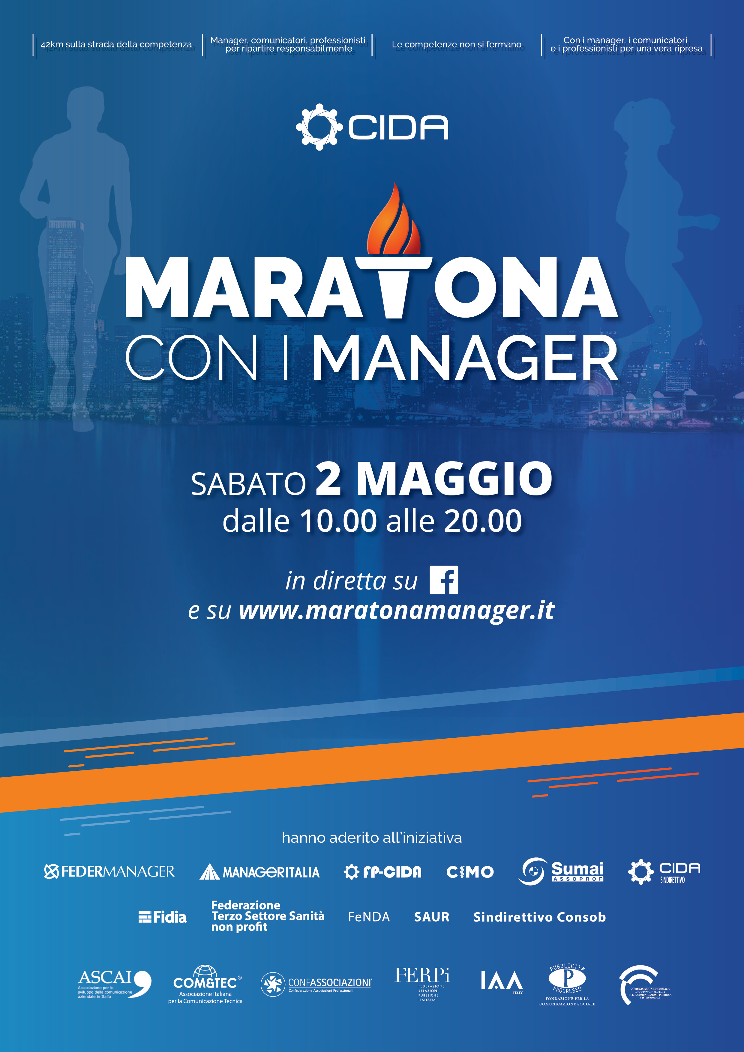 Maratona con i manager