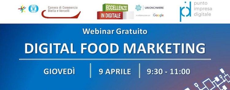 Digital Food Marketing
