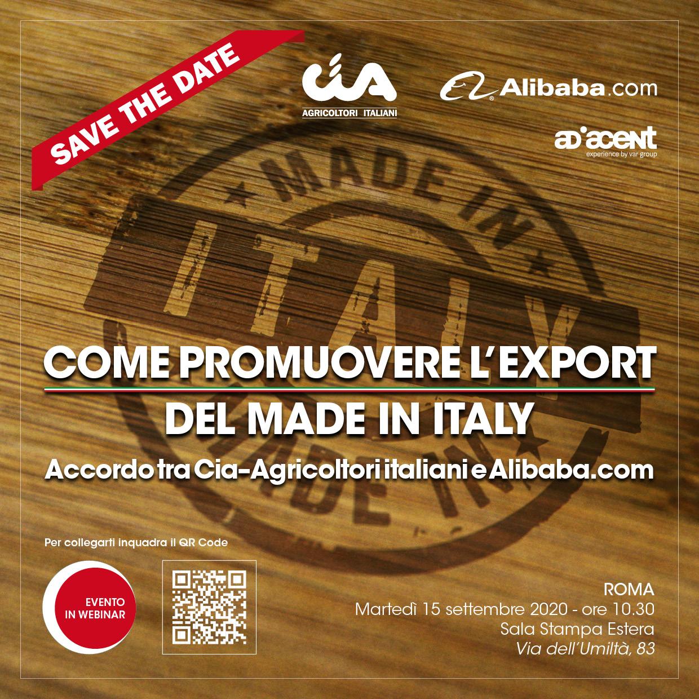 Come promuovere l'export del Made in Italy