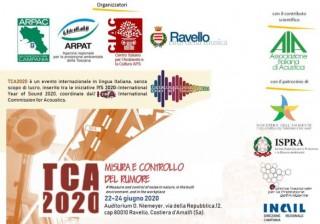 TCA2020: Misura e controllo del rumore
