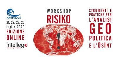 Risiko, il corso online in analisi geopolitica