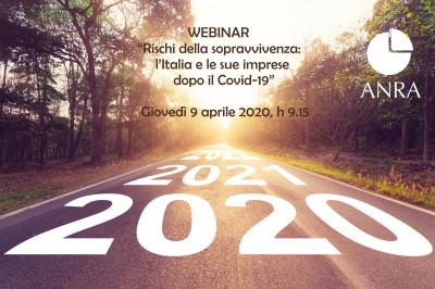 Rischi della sopravvivenza: l'Italia e le sue imprese dopo il Covid-19