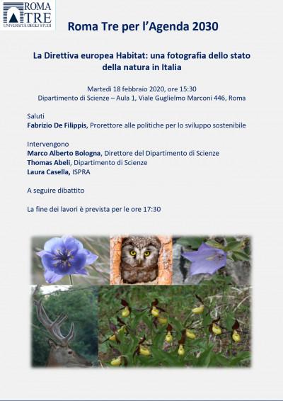 La Direttiva europea Habitat: una fotografia dello stato della natura in Italia