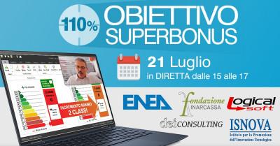 Obiettivo superbonus 110%