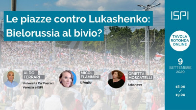 Le piazze contro Lukashenko: Bielorussia al bivio?