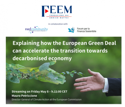 How the European Green Deal can accelerate the transition towards decarbonised economy