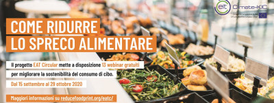 EAT-Circular - Save it for Good! Webinar del 22 Ottobre