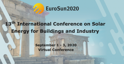 EuroSun 2020 – International Conference on Solar Energy for Buildings and Industry