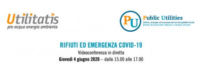 Rifiuti ed emergenza Covid-19