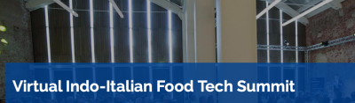 Virtual Indo-Italian Food Tech Summit