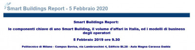 Smart Buildings Report